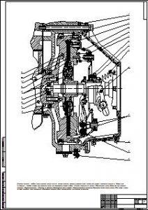 сцепление ЗИЛ - 133 ГЯ (2)