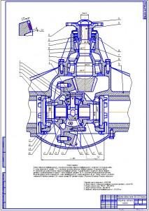 Редуктор заднего моста ЗИЛ-5301