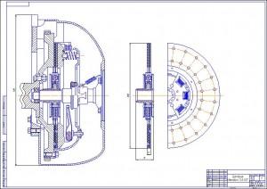 Сцепление (ГАЗ-3307)